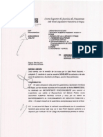 Sala Penal Liquidadora de Bagua se declara nuevamente incompetente en juicios del Baguazo