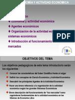 Tema 1- Economia y Empresa (1)