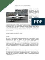 Combustibles Para Aviones