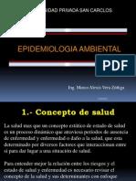 Cadenas Epidemeologicas-Saneamiento Ambiental