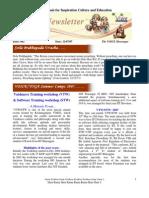 ISKCON desire tree -  Voice Newsletter 02 Jul-07