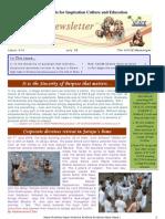 ISKCON desire tree -  Voice Newsletter 014 Jul-08