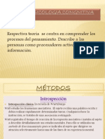 PowerPoint Ps. Cognitiva
