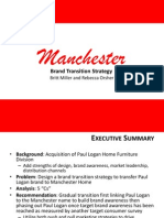 Manchester Brand transition
