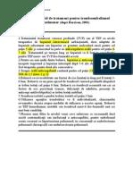 Tabel 22 - Tromboembolismul pulmonar