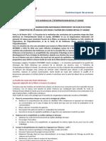 INTERBEV et ses Organisations Nationales proposent un plan d'actions constitué de 23 enjeux pour l'avenir des filières Bétail et Viande