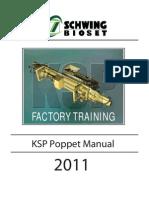 KSP Poppet Manual 2011