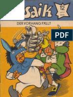 Abrafaxe - Ausgabe 1977.12 - Der Vorhang fällt