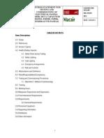 Electrical Panels Method Statement