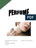 Perfume Proiect