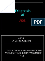 Diagnosis of Aids