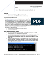 Che1 IG Lab 6.2.1.3 Observ-DNS