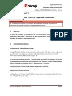 G05_PCTR01 Especificaciones Técnicas