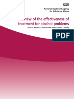 Nta Review of the Effectiveness of Treatment for Alcohol Problems Fullreport 2006 Alcohol2
