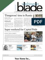 Washingtonblade.com - Volume 44, Issue 24 - June 14, 2013