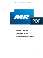 MR RBC 2009