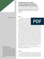 Criminologia crítica e política criminal AML-CTF