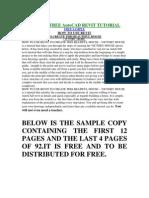 Free Autodesk  revIt Tutorial