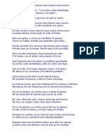 Pablo Neruda -Poema #20