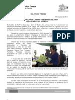 05/07/12 Germán Tenorio Vasconcelos instalan Titular de Los Sso y Delegado Del Imss Red de Servicios de Salud