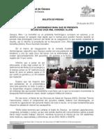 20/07/12 Germán Tenorio Vasconcelos hemofilia, Enfermedad Rara Que Se Presenta en Uno de Cada 5mil Varones, Alohe