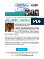 Caribbean & Latin American Conference on Talent Management 2013_BIO_JUDY JOSEPH McSWEEN