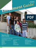 Santa Fe College Enrollment Guide 2009-10