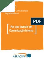 4º C.C.O - Caderno de Comunicação Organizacional