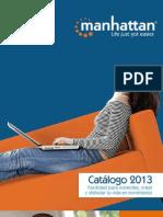 Catalogo Manhattan 2013