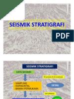 SEISMIK STRATIGRAFI