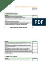 perfil docente 1278 Diseñado por OEA Servicios Educativos