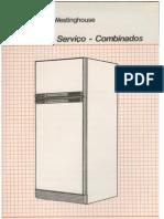 White Westinghouse Manual Servico Freezer Refrigerador