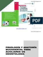 Anon - Fisiologia Y Anatomia Bucodental Para Auxilares de Odontologia