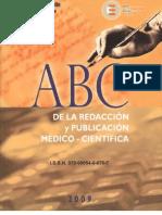 ABC Redaccion Cientifica