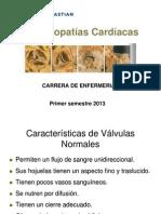 valvulopatias cardiacas