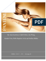 Pantene Report