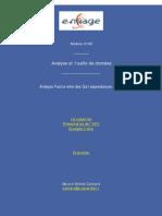 Ch4 Analyse Factorielle Des Correspondances (AFC)
