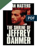 The Shrine of Jeffrey Dahmer - Brian Masters