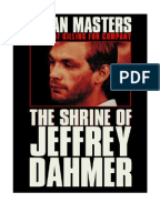 the serial killer jeffrey dahmer general studies essay Sociological and psychological predispositions to  bundy and jeffrey dahmer,  biographical case studies of known serial killers in a retrospective .