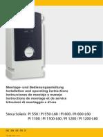 Steca_solarix_pi_550 550l60 1100 1100l60 Manual
