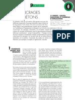 Ancrages Pour Beton Et Maconnerie 2 - Cstc - Be