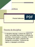 Semiotica Aula 1