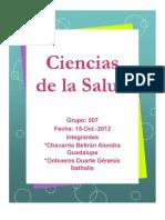 Tecnicismos y Cultismos Del Area Medico Biologica