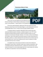 Caiet de Practica Turism International