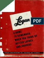 Logan Lathes