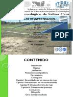 Presentacion en Forma Oral y Escrita Del Protocolo de Investigacion