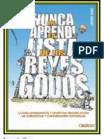 Nunca Me Aprendi La Lista de Los Reyes G - Javier Sanz Esteban
