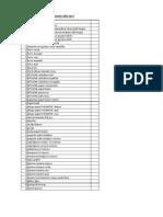 Lista Utiles 2013