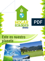 Hogar Ecologico Amway