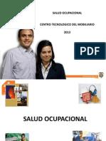 Inducción en Salud Ocupacional Aprendices